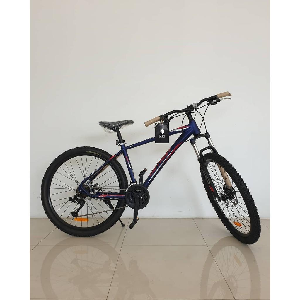 Sepeda Gunung Mtb United Detroit 1 1 Alloy 24sp Ukuran 27 5 Shopee Indonesia
