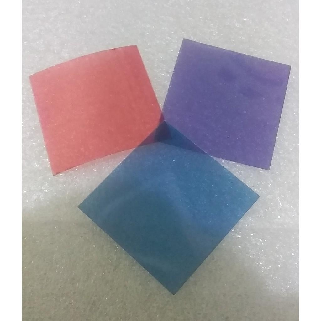 polaris polarizer warna colour polarizer