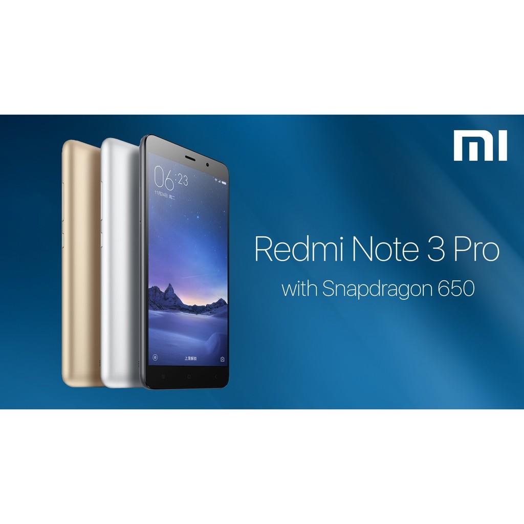 Xiaomi Redmi Note 3 Pro Internal 16gb Ram 2gb Garansi Distributor 2 Prime Rom 16 Gb Shopee Indonesia