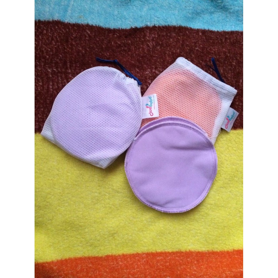 Avent Washable Breastpads Isi 6 Pcs Breast Pad Cuci Ulang Shopee Indonesia