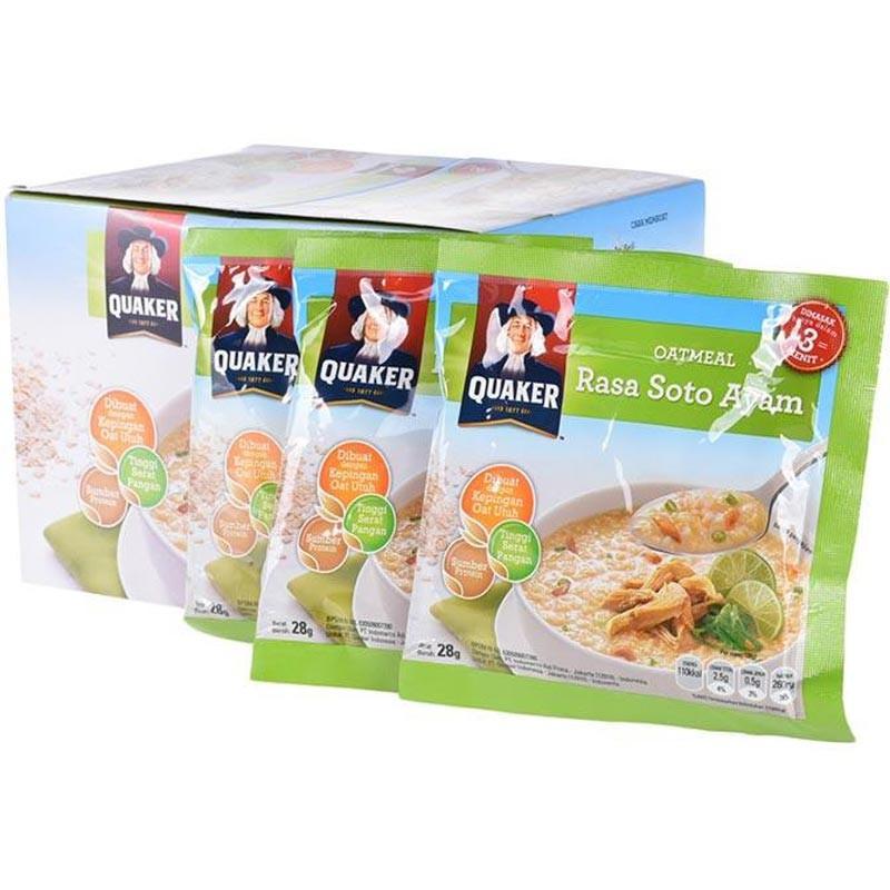 """Oatbits Oat 8 Almond Box (5x28.5gr)""   Shopee Indonesia"
