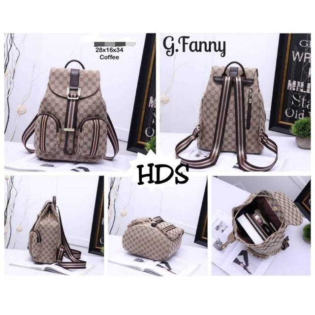 Backpack GSABYAN | Shopee Indonesia -. Source · Tas Ransel Wanita .