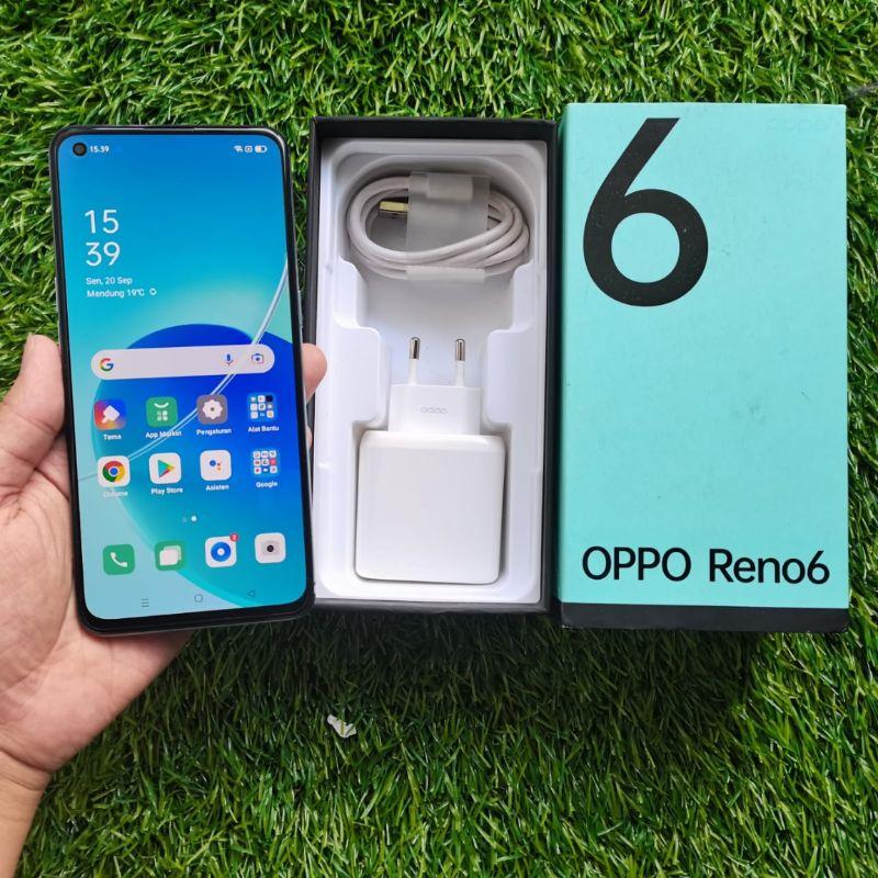 Oppo Reno 6 Second