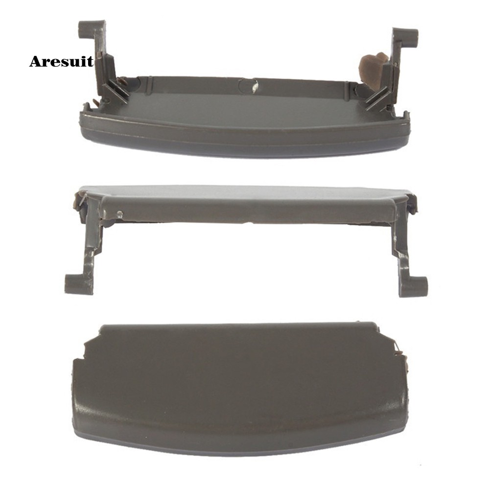 Auto Black Armrest Lid Console Cover Latch Clip Catch For AUDI A4 B6 B7 02-08