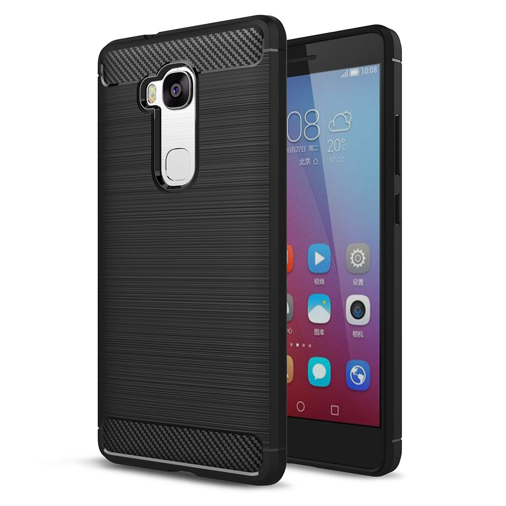 Case Pelindung Motif Karbon Fiber Anti Ikat untuk Huawei y5 2017 qbez   Shopee Indonesia