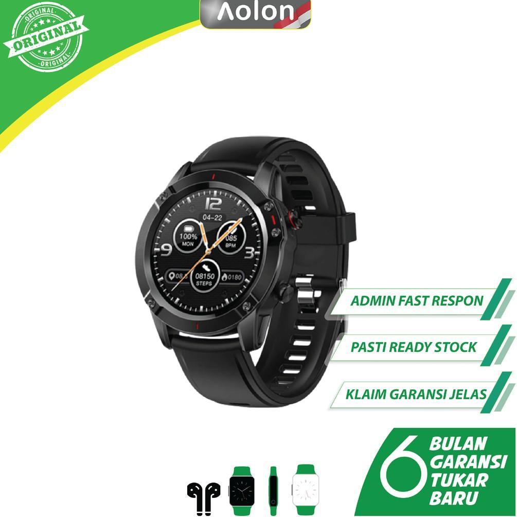 AOLON G20 Smartwatch - Layar Sentuh / Weather Display / Pedometer / Notifikasi Pesan / Anti Air IP68