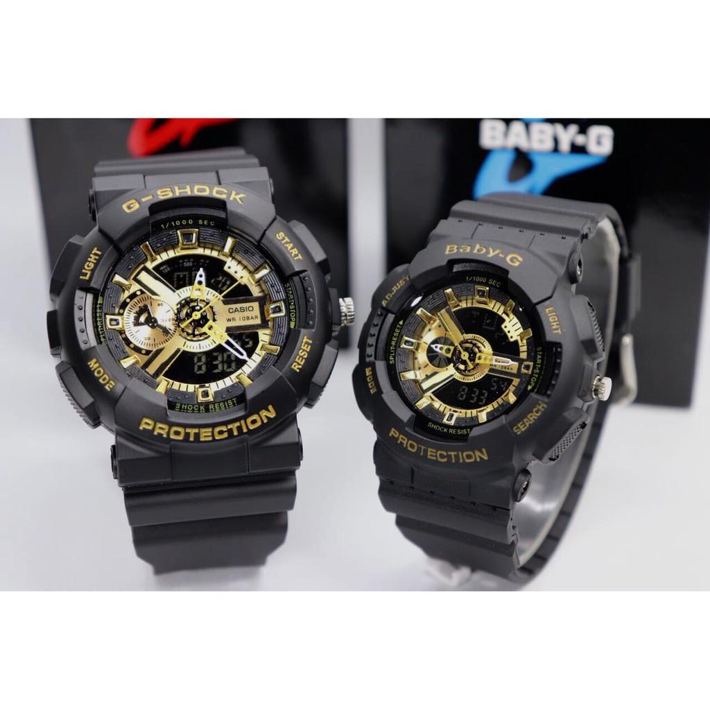 Terlariss Jam Tangan Wanita Sports Dual Time Casio Baby G Original Bga 185fs 4a Bgs 100gs 7a Shopee Indonesia
