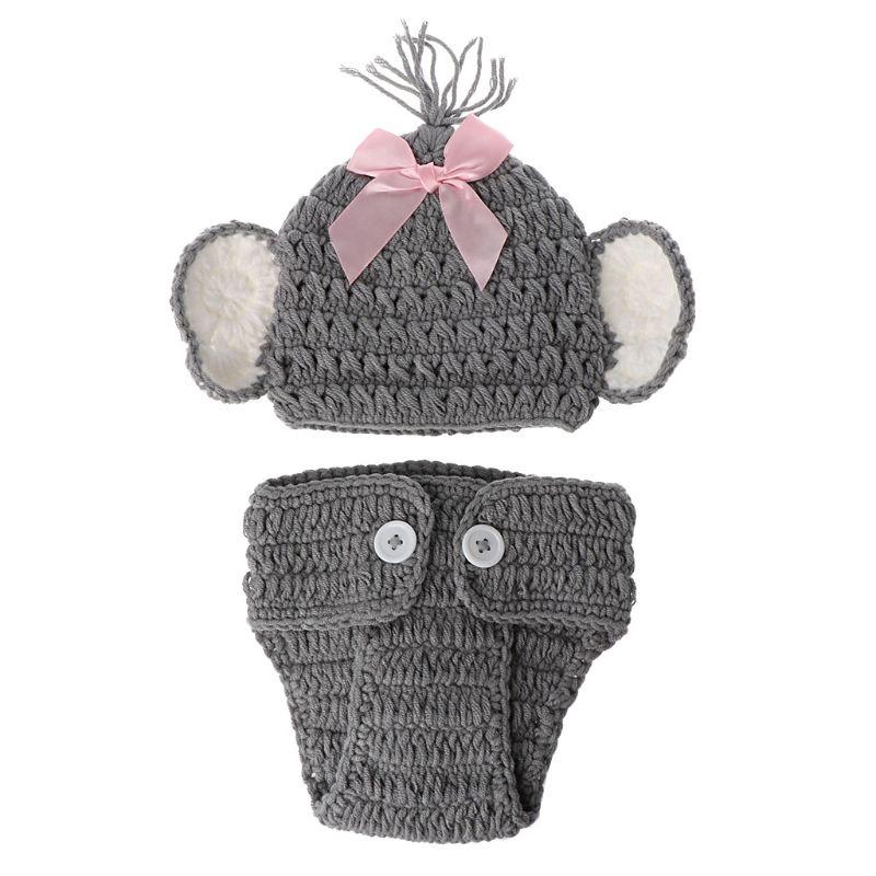 Newborn Elephant Outfit Crochet Elephant Newborn Newborn   Etsy   800x800