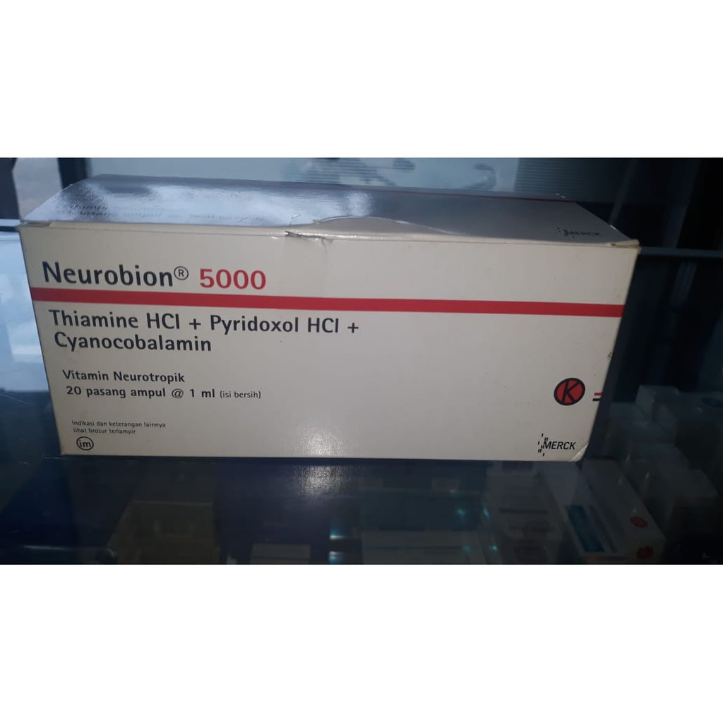 Neurobion 5000 Shopee Indonesia Forte 1lembar Isi 10 Tablet