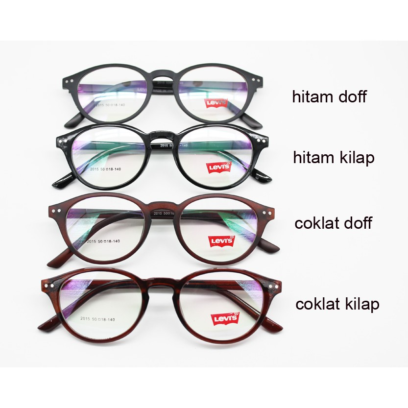 Frame Kacamata Wanita Cat Eye Bisa Fashion Minus Branded Murah  Kacamata  Cat Eye  0854420b8b