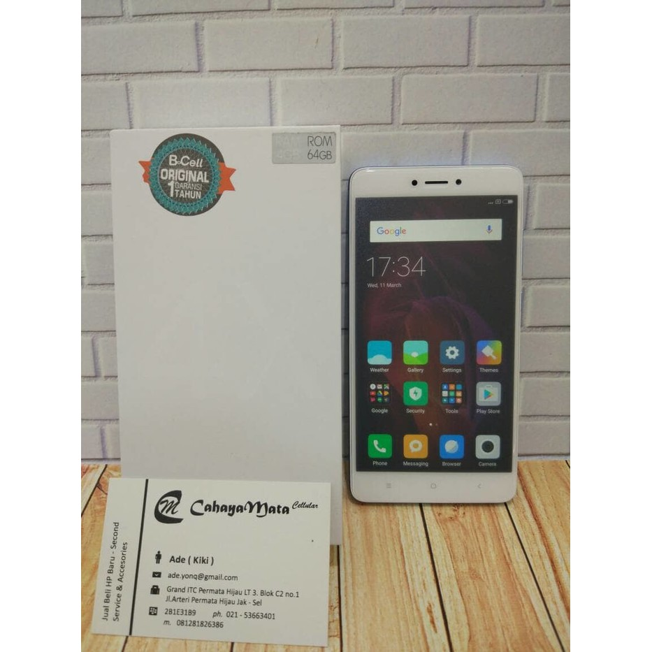 Xiaomi Redmi Note 4x Hatsune Miku Ram 3 Internal 32 Gb Grs Distri 3s 3gb 32gb Garansi Distributor Diskon Shopee Indonesia