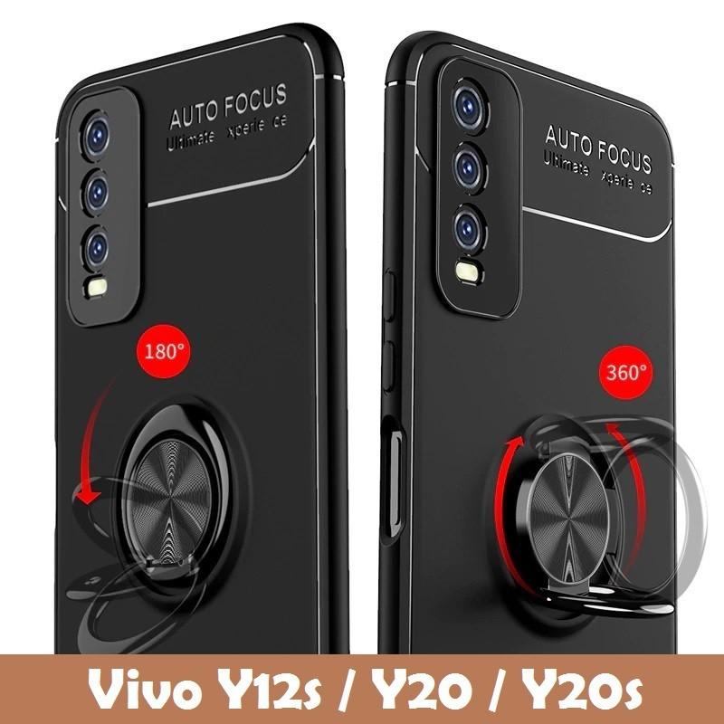 Case Vivo Y12s / Y20 / Y20s / Y20i Autofocus Invisible ...