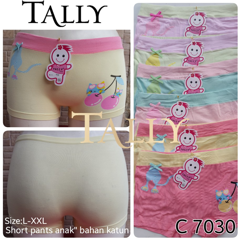 Isi 2 Pcs Pack Boxer Anak Cewek Star Arden Leon F2a G04 Miniset Step 1 Non Busa Strawberry G1a G10 Size M Shopee Indonesia