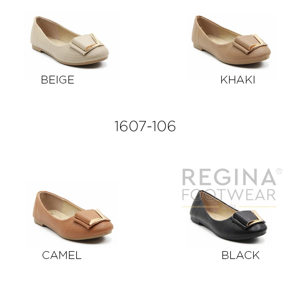 Dea Flats Shoes 1607 106 3 Pilihan Warna Khaki Beige Camel Shopee Indonesia