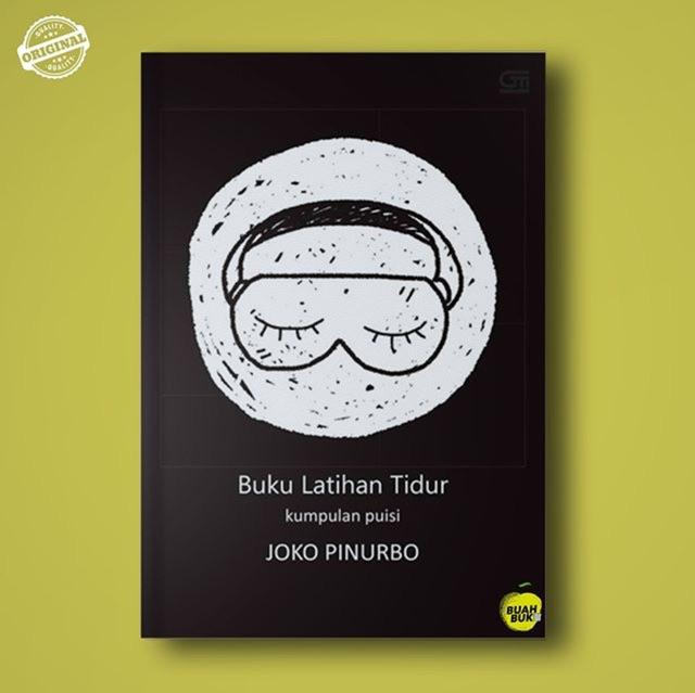 Buku Latihan Tidur Kumpulan Puisi Joko Pinurbo Shopee Indonesia