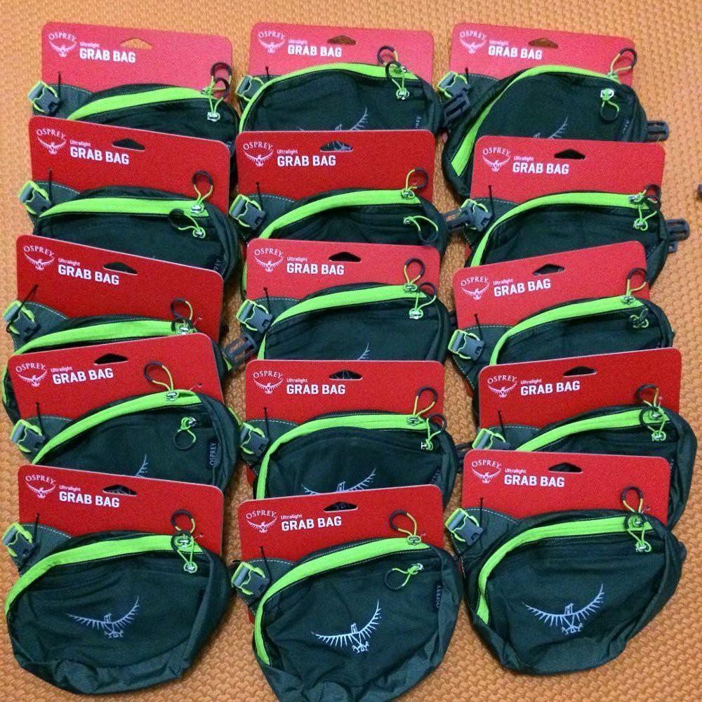 ba82ec85075bed Murah Osprey Ultralight Grab Bag Shadow Grey | Shopee Indonesia