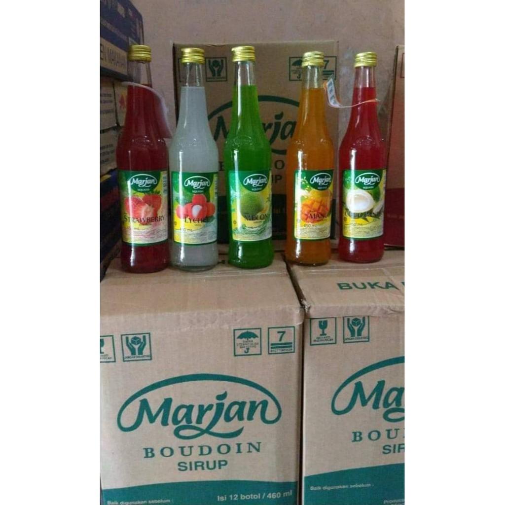 Promo RAMADHAN SIRUP MARJAN  MELON /COCOPANDAN 1 DUS