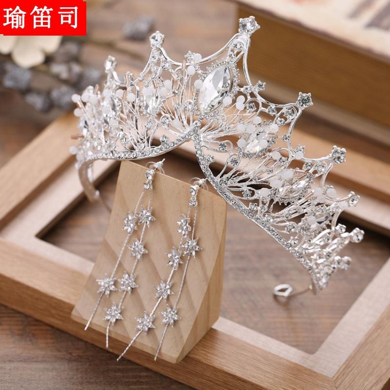 Indah Korea pengantin mahkota, Ulang tahun dewasa putri ...