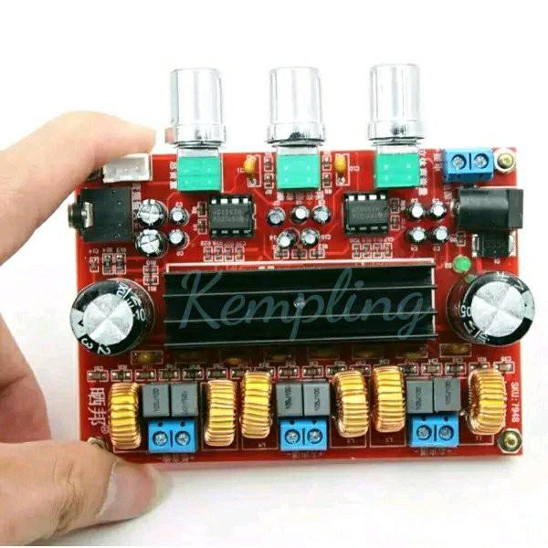 Power amplifier class D