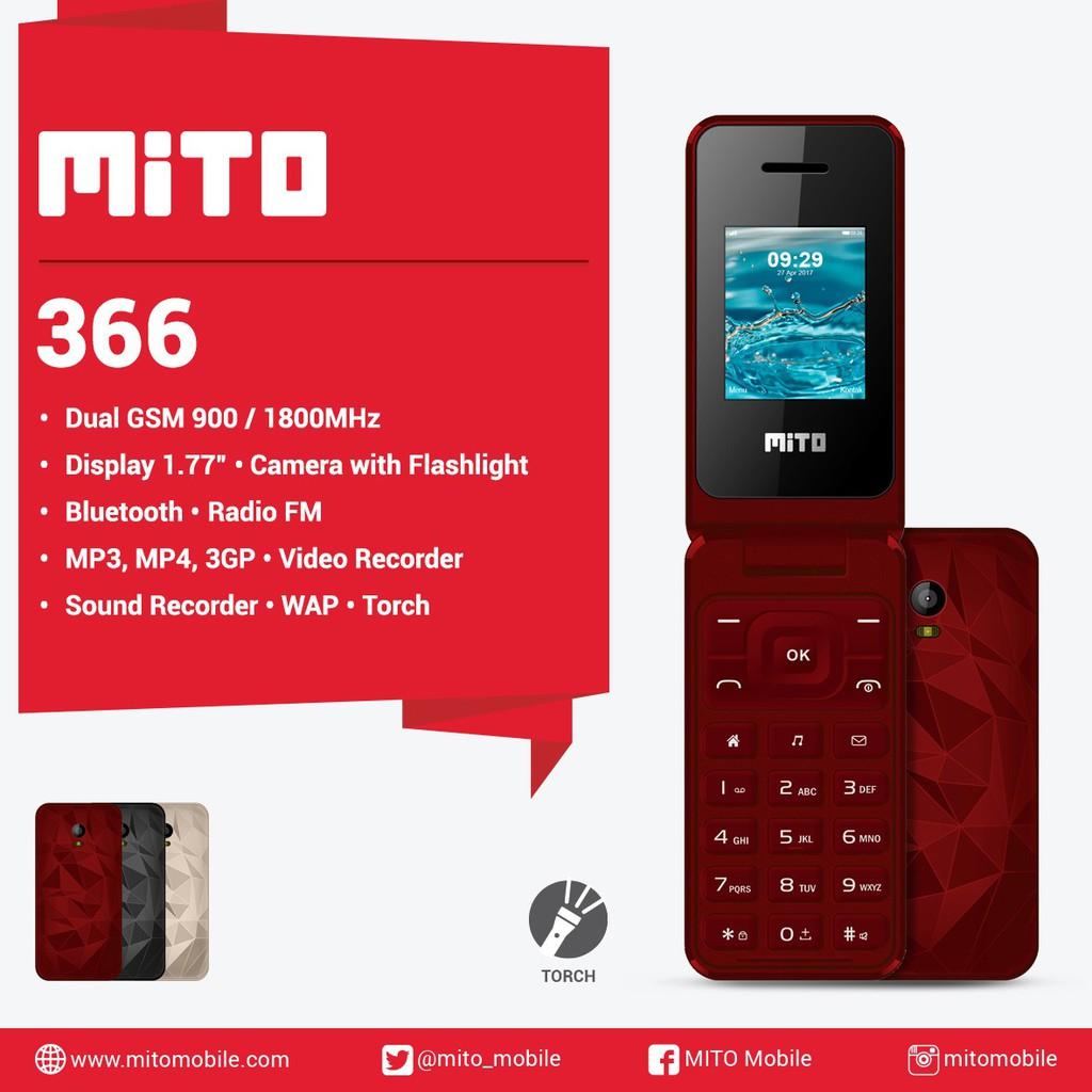 Alcatel 2051d Flip Dual Sim Garansi Resmi Shopee Indonesia