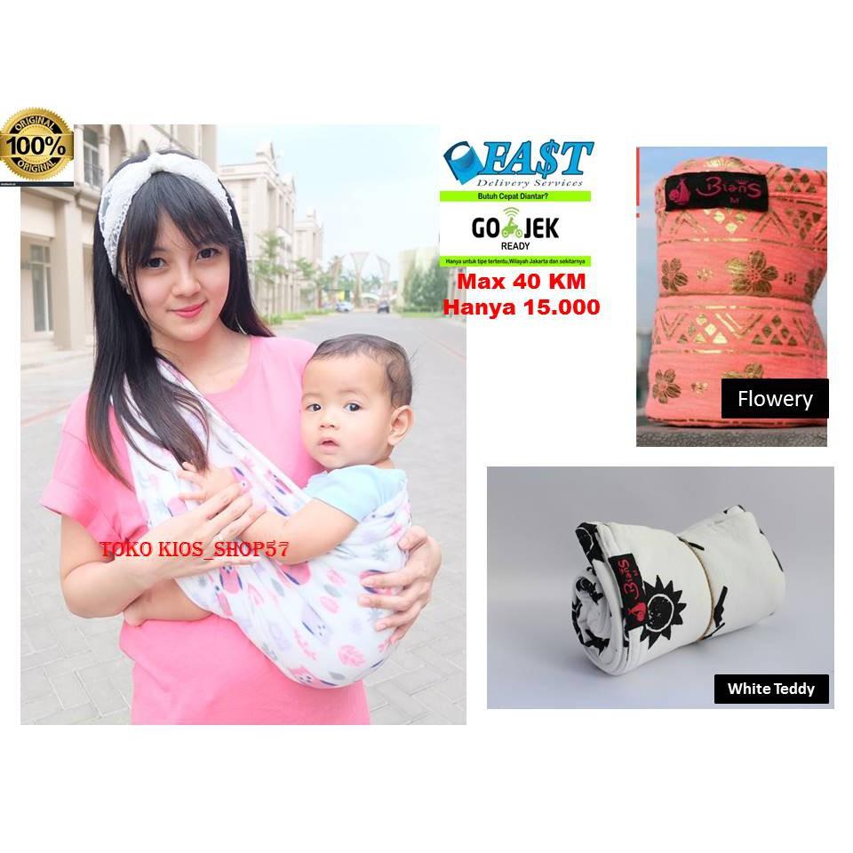 Geos Bians Banyak Posisi Gendongan Kaos Bayi Warna 02 Size M Motif 09 Shopee Indonesia