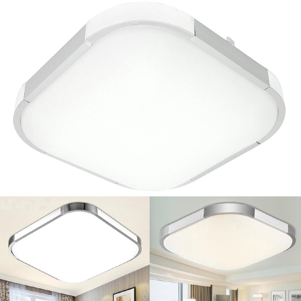 Lampu Led Modern Bentuk Kotak Untuk R Tidur Ruang Tamu