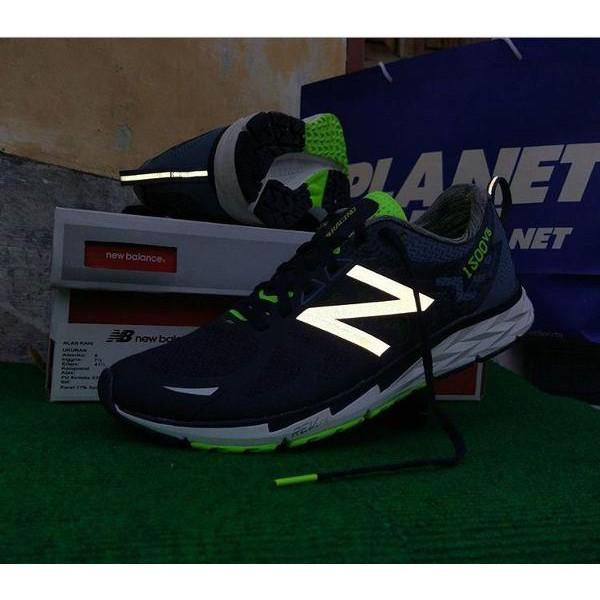 Baru Sepatu Lari New Balance 1500v3 running men GLOW IN THE DARK Original
