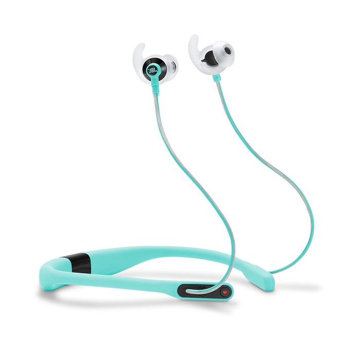 JBL Reflect Fit Heart Rate Wireless Headphones - Teal