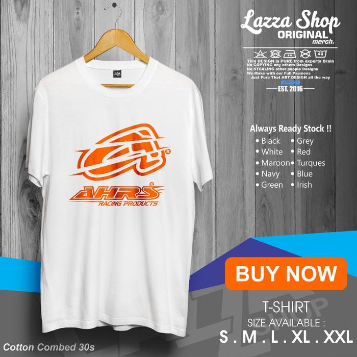 Kaos   Baju   Tshirt Otomotif AHRS Racing Logo Distro Keren Murah -Mugen f392f6f004