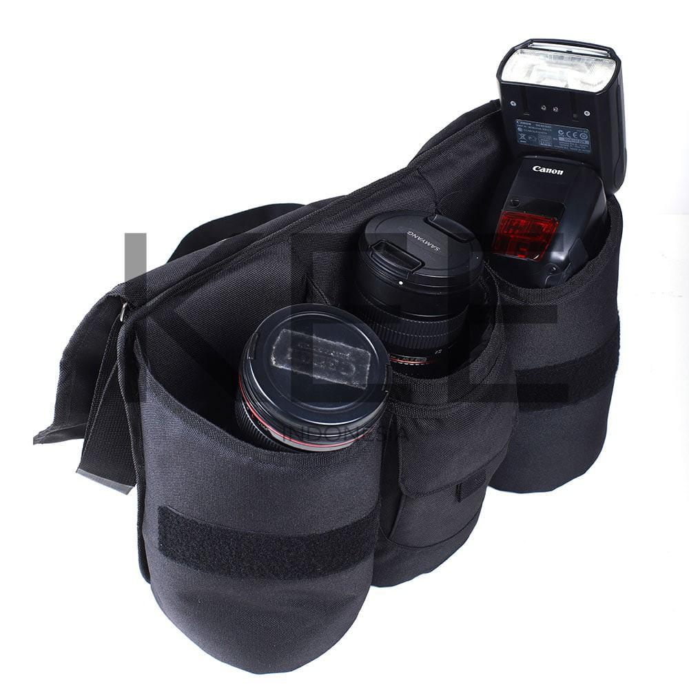 Tas Lensa Kamera Junebug Edition Shopee Indonesia Multifungsi Navy Maroon Beetle