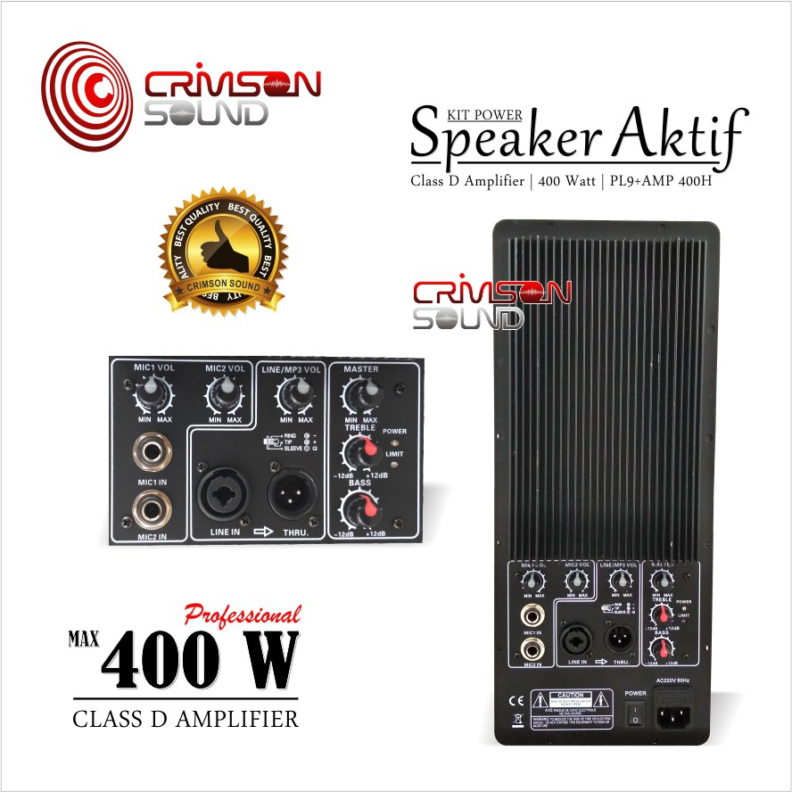 Kit Power Mini Compo Tda2030 Tda2050 32w Mono Shopee Indonesia Indonesias Legendary Diy Amplifier 150w Ocl