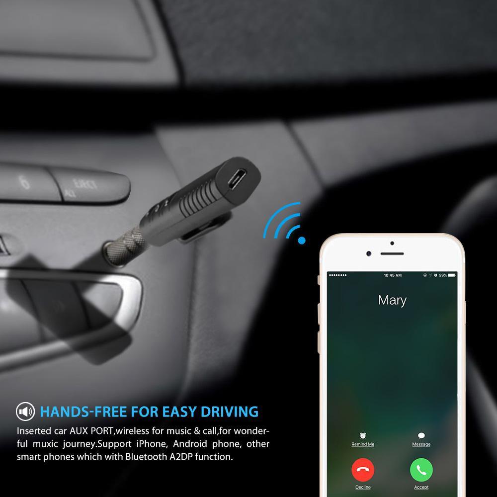 Car Radio Bluetooth Car Stereo Audio MP3 Player Hands-free FM Music Receiver | Shopee Indonesia