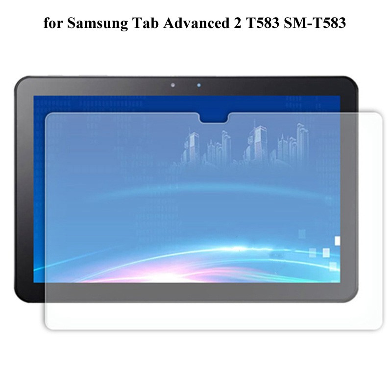 For Samsung Galaxy Tab Advanced 2 T583 10.1 Inch Tempered Glass Screen Protector