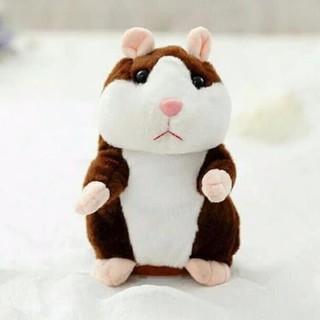 Promo Boneka Hamster Bisa Bicara Talking Hamster Mainan Bayi Lucu Dan Super Sale