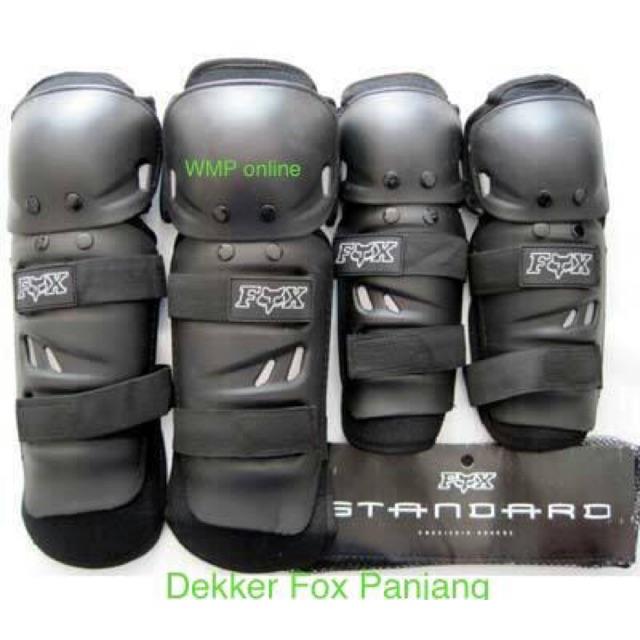 Deker Dekker Decker Besi Stainless - Knee Shin Elbow Protector Lutut Siku | Shopee Indonesia