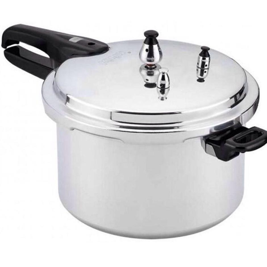 Trisonic Panci Presto 24cm Capacity 8 Liter Pressure Cooker | Shopee Indonesia