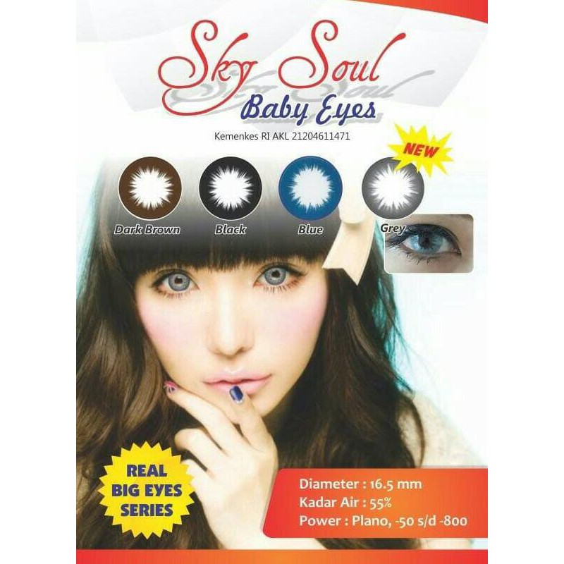 ... V1 Amore Color Source 1. Source · Soflens Living Color ADORE / LC ADORE / Softlens | Shopee Indonesia