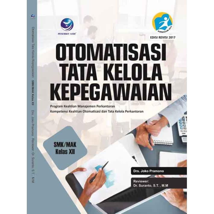 Buku Otomatisasi Tata Kelola Kepegawaian - Guru Ilmu Sosial