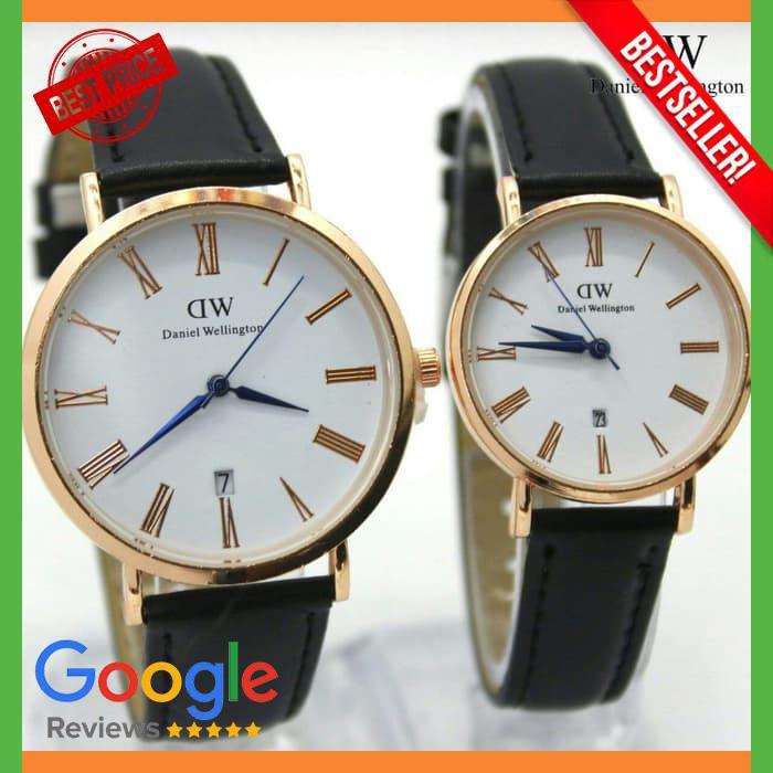 LARIS BANGET jam tangan couple rolex chrono jtr 222 full black | Shopee Indonesia