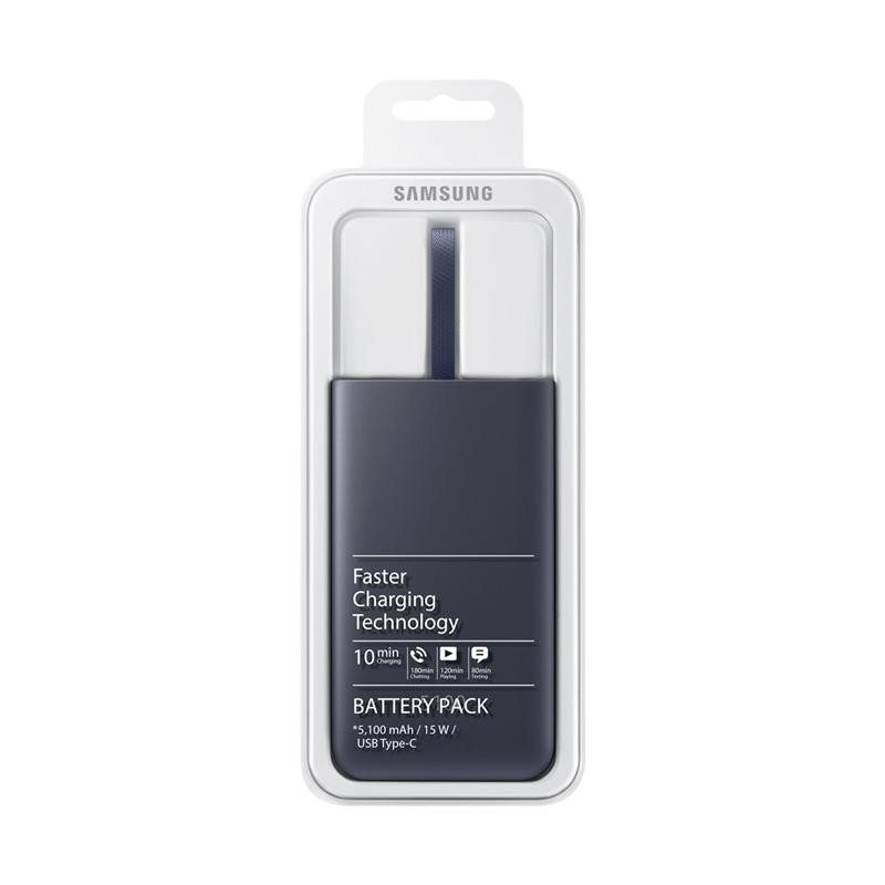 Ini Saja Samsung External Battery Pack 8400 Mah Blue Ini Saja   Shopee Indonesia