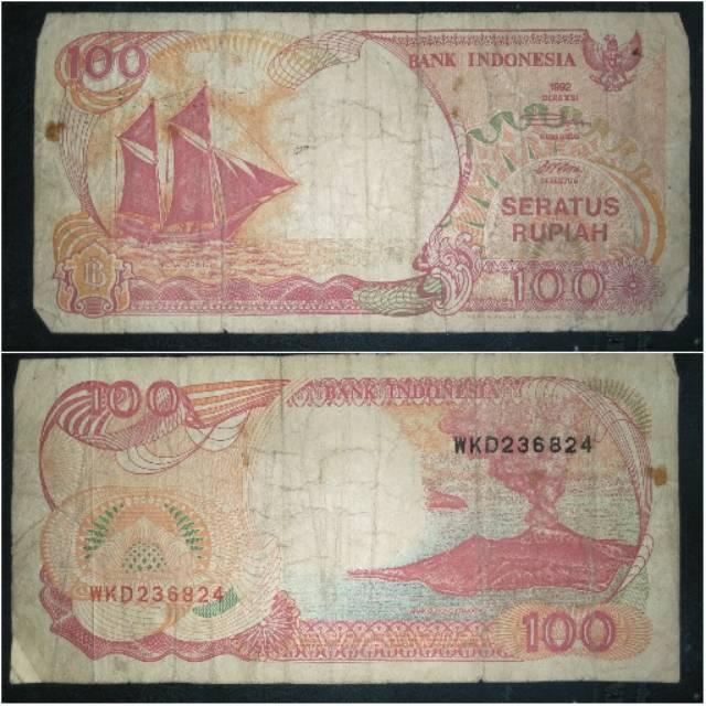 Uang Kuno asli/ uang lama asli/ kolektor uang asli