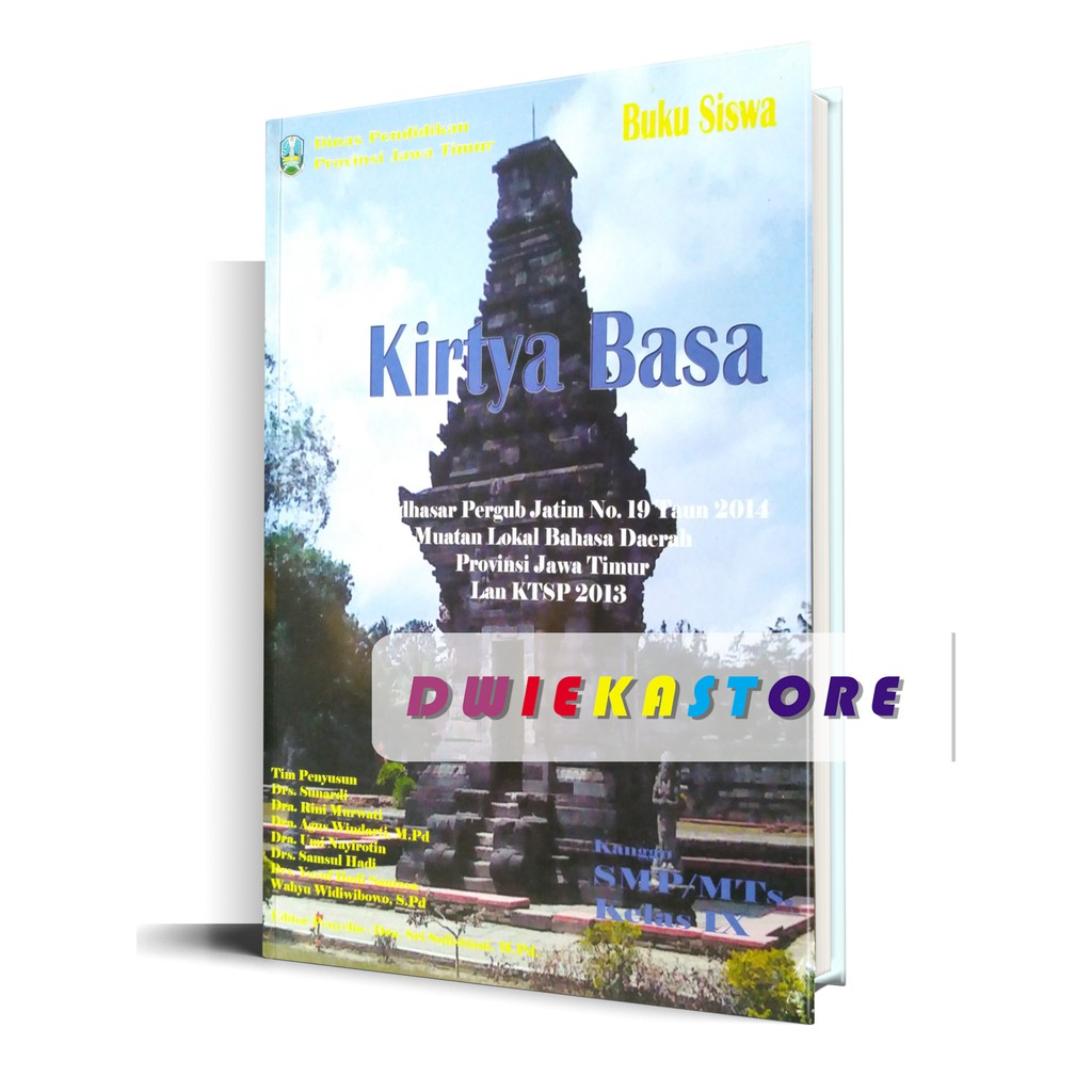 Jawaban Paket Bahasa Jawa Kelas 8 Kurikulum 2013