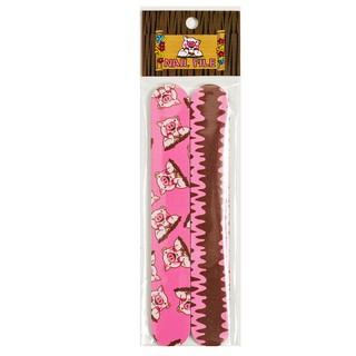 Piggy Paint Nail File-twopack thumbnail