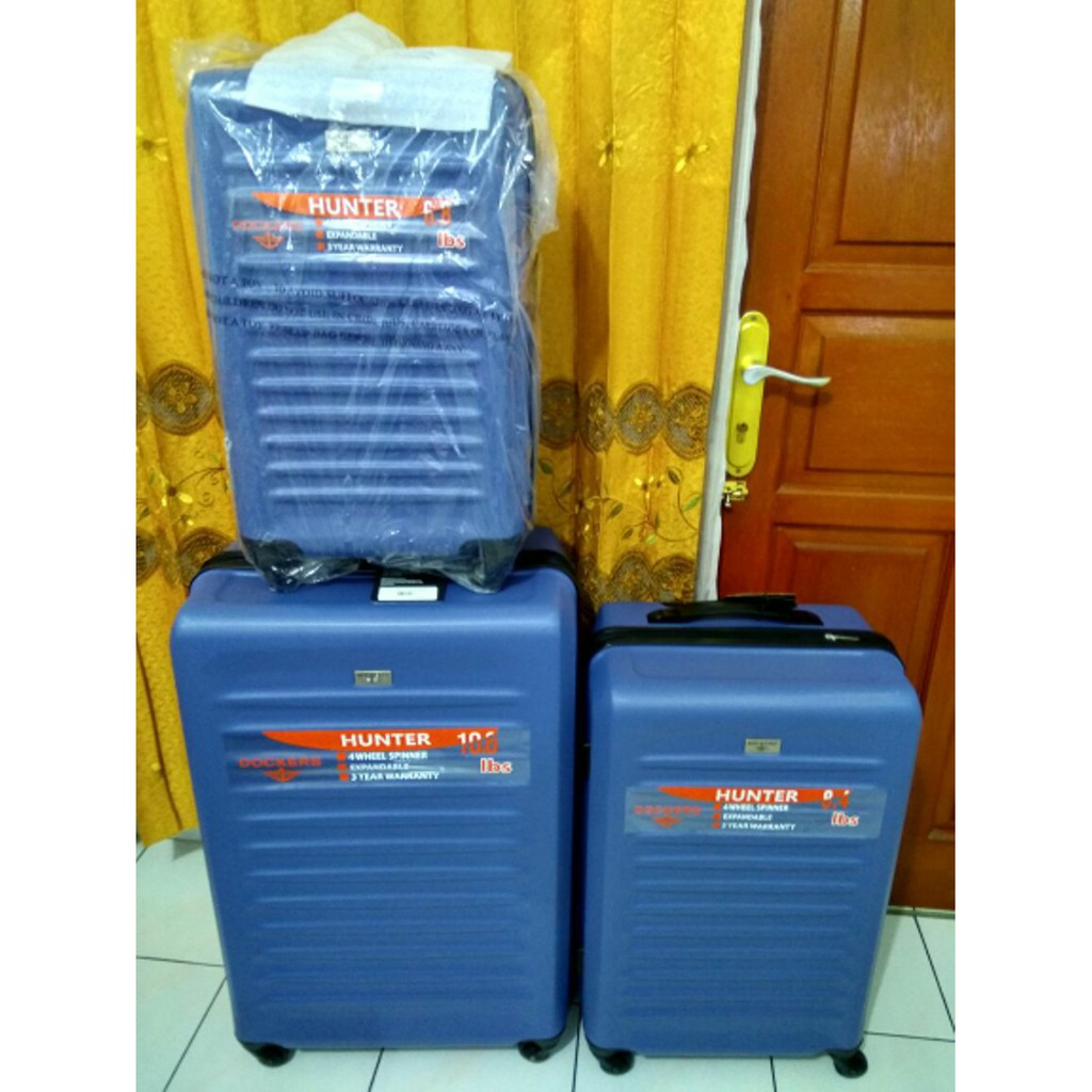 Lojel Streamline Koper Hard Case Large 32 Inch DISKON LEBARAN | Shopee Indonesia