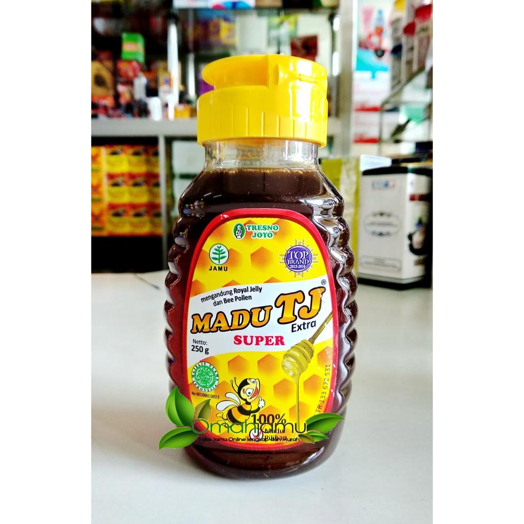Madu Tj Super 150 Gr Tresno Joyo Murni Shopee 250gr Indonesia