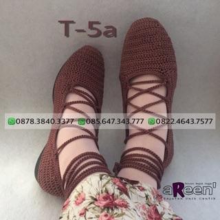Sepatu dan Tas Rajut Couple  1bf9461f5a