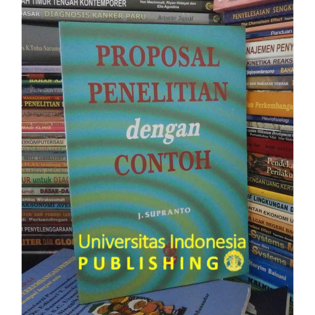 Proposal Penelitian Dengan Contoh Shopee Indonesia