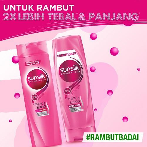 Sunsilk Thick & Long Shampoo 170 ml-5