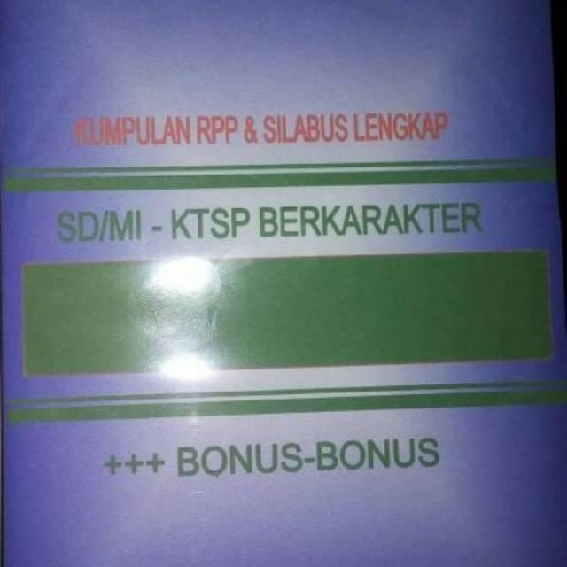 Kumpulan Rpp Silabus Kkm Prota Dan Promes Sd Kelas 1 6 Shopee Indonesia