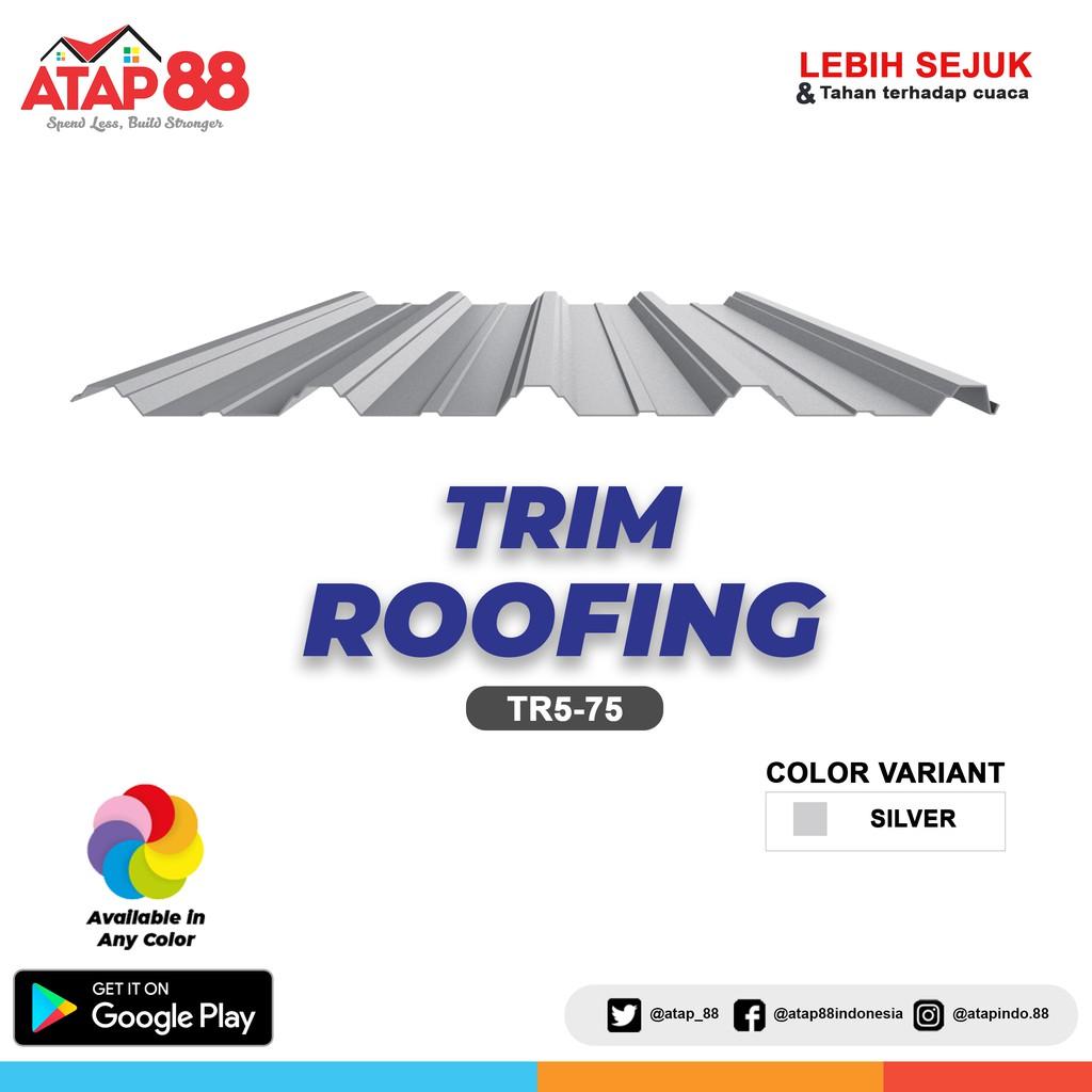 Atap Galvalum Profil Trim 5 Gelombang
